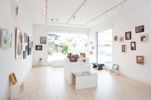 RYU Gallery内観
