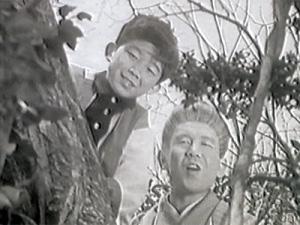 テレビドラマ『意地悪ばあさん』で孫役を演じていた頃の杉山さん