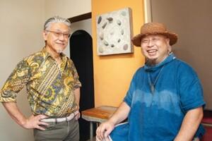 小澤さんと白砂さん